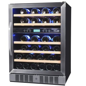 NewAir AWR-460DB Dual Zone Wine Cooler Review